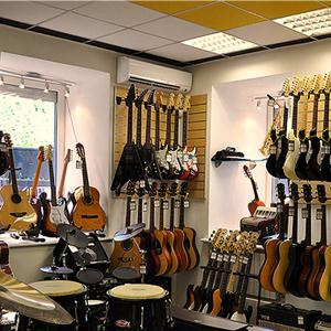 Музыкальные магазины Воротынца